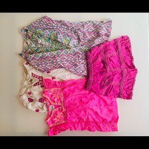 Other - Peek Bundle(medium skirt, two blouses, tunic)